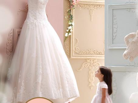 Wie lagere ich mein Brautkleid richtig?