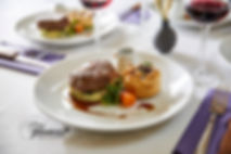 Fillet-of-beef-wedding-catering - with l