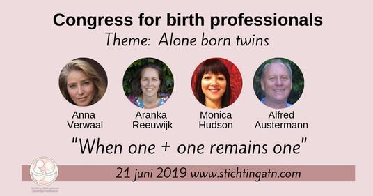 Alone Born Twins Conference 2019