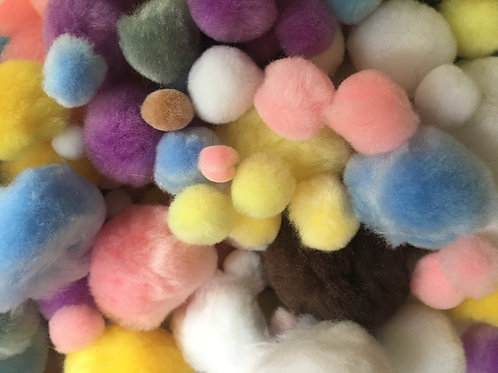 POM POM Constellation - 20 Custom Colors - SET 4