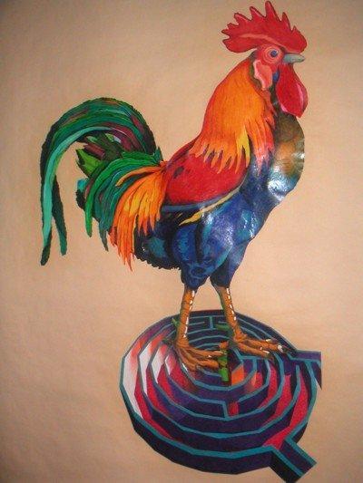 rooster duccio berti