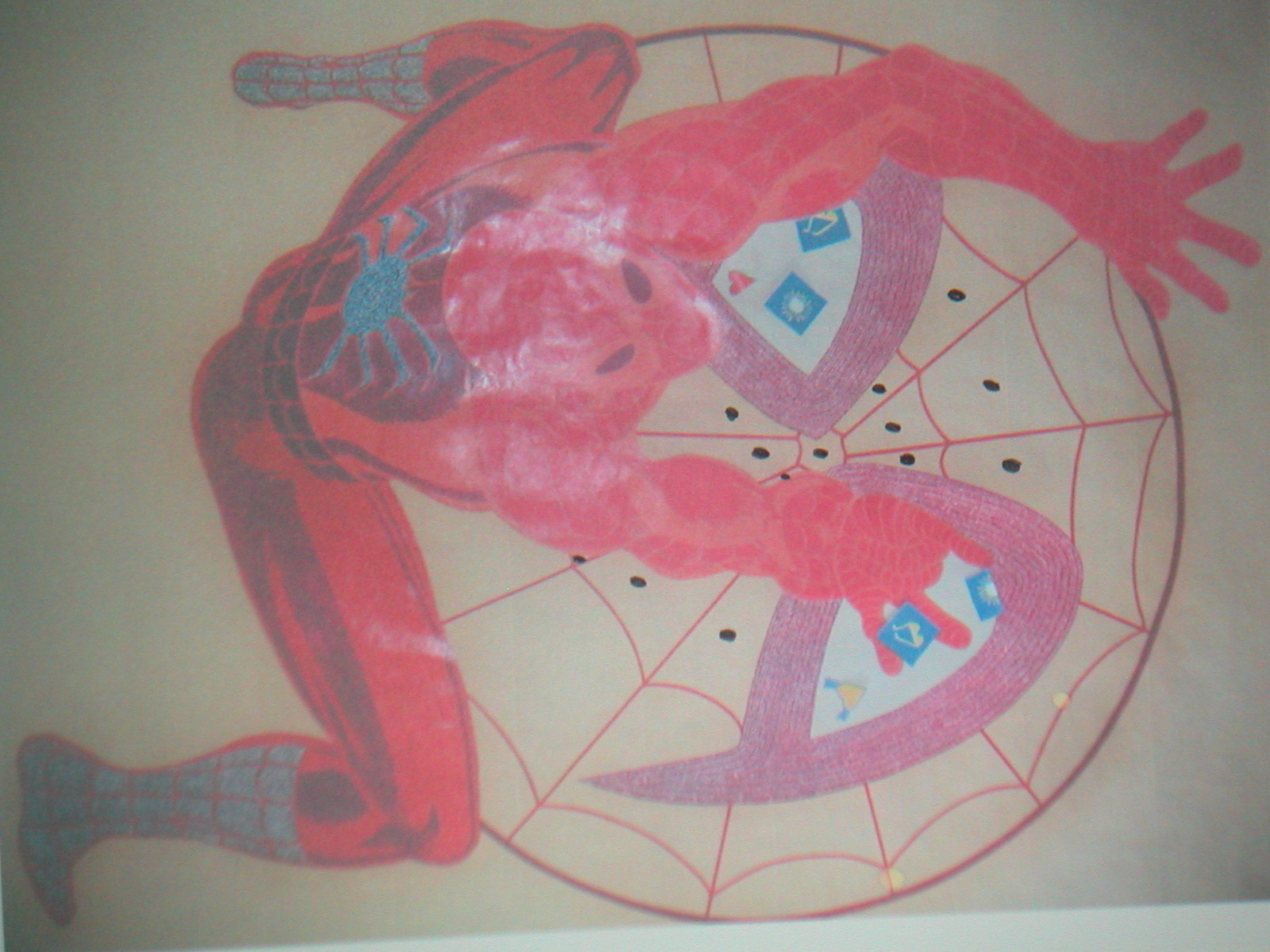 Spider Man Duccio Berti
