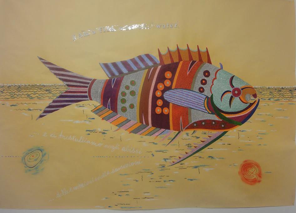fish duccio berti