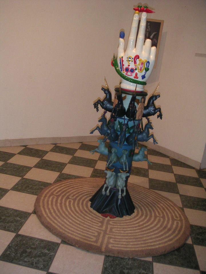sculpture duccio