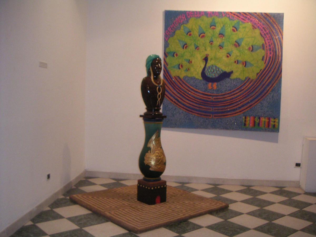 Statue duccio berti