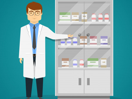 Cleaning Out the Medicine Cabinet Keeps Others Safe