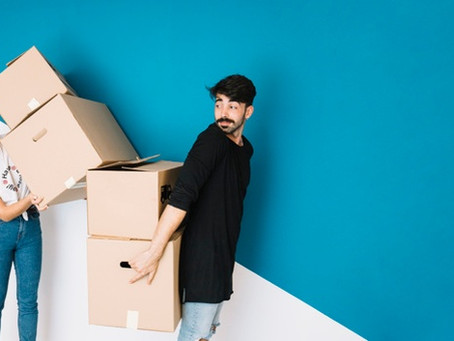 Move in/Move out advise: 3 Steps Closer to a New Home