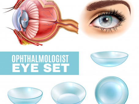 Three Things Every Contact Lens Wearer Should Know