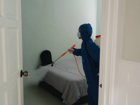 House Disinfection Service