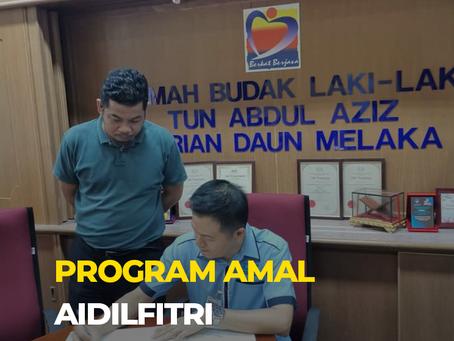 Salam Aidilfitri - Program Amal