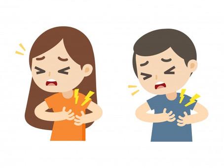 Three Tips to Avoid Heartburn