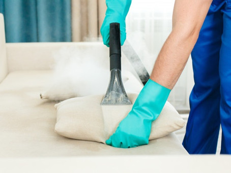 4 Ways You Never Thought to Use a Steam Cleaner