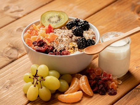 Four Tips for Getting More Fiber into Your Diet