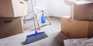 Move in and Out Cleaning Services in Melaka