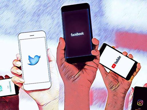 Social media filtert informatie tijdens de Amerikaanse verkiezingen