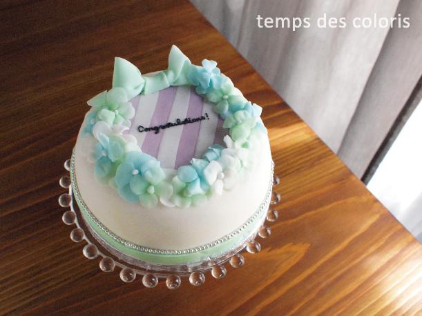 デコラティブケーキ