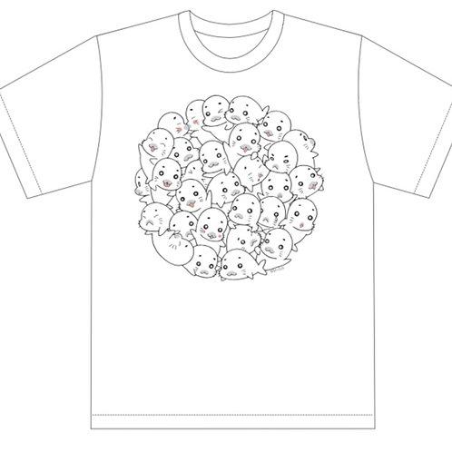 少年アシベ30周年記念 30ゴマちゃんTシャツ
