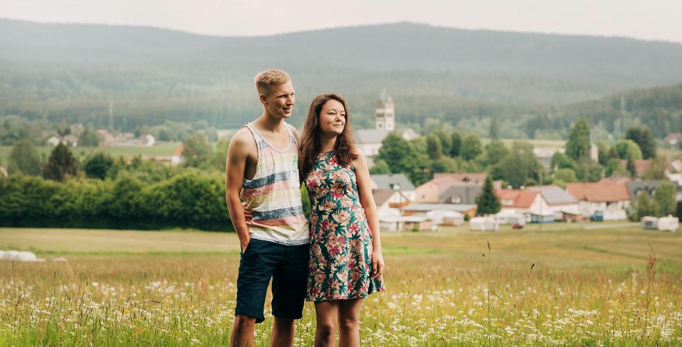 Stefanie Beck und Philipp Sanders Tiny House Village