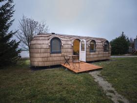 Tiny House Iglu Kuusk - Innen
