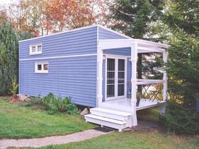 Tiny House Nordic Fjöll - Außen