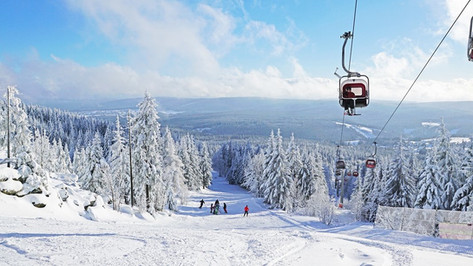 Skigebiet Ochsenkopf