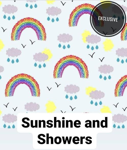 Sunshine and Showers Babygrow