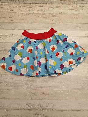 2-3 twirly skirt