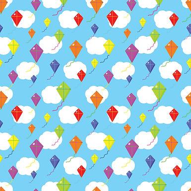 Kite Sky Button Romper