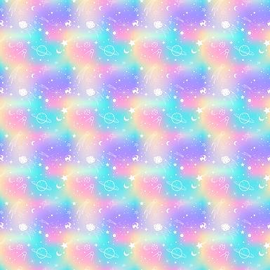 Pastel Planets Babygrow