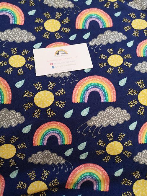 Weather Stitch Raglan Tshirt