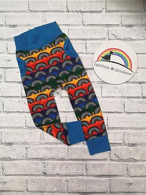 Colour Run Rainbow Harems/Pocket Harems