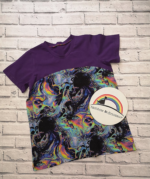 Premade Large Ladies block tshirt