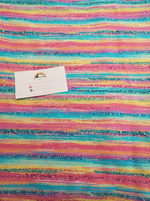 Sherbet Stripes Pocket dress