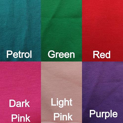 Plain Colours Bodysuit