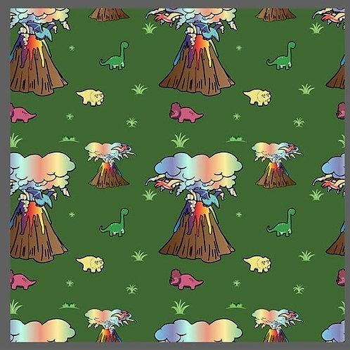 Rainbowcano Babygrow