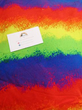 Airbrush Rainbow Shorts
