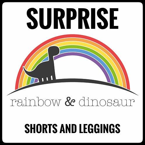 Surprise Shorts/Leggings