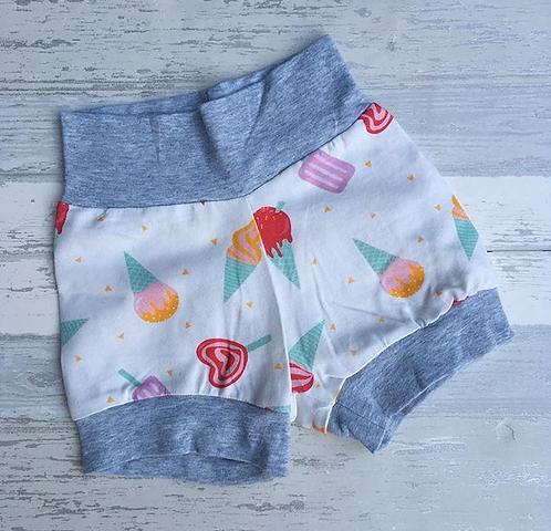 3-6 Ice Cream Shorts
