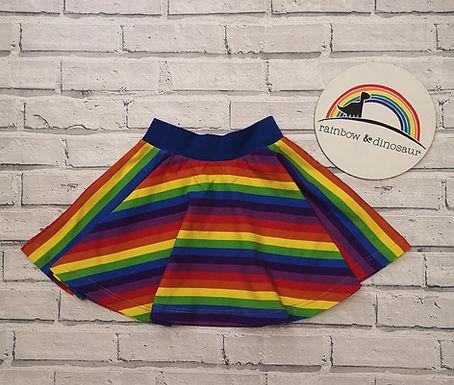 5-6 twirly skirt