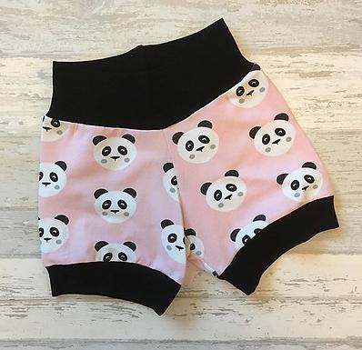 9-12 Panda Shorts
