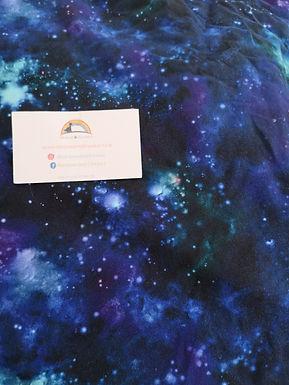 Galaxy Pocket dress