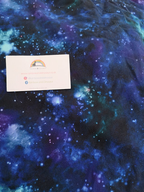 Galaxy Twirly Dress