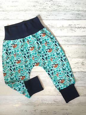 Mint Sloth Leggings/Harems
