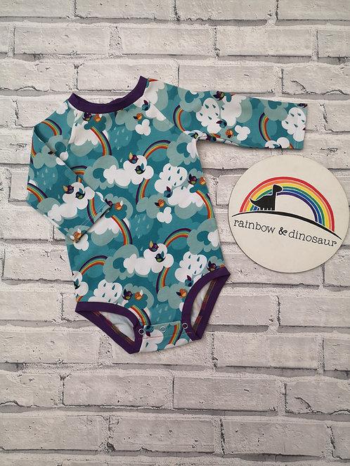 Rainbow Tweet Bodysuit