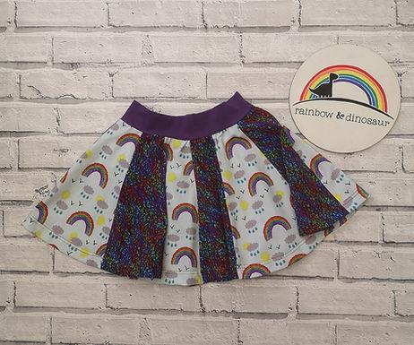 4-5 twirly skirt
