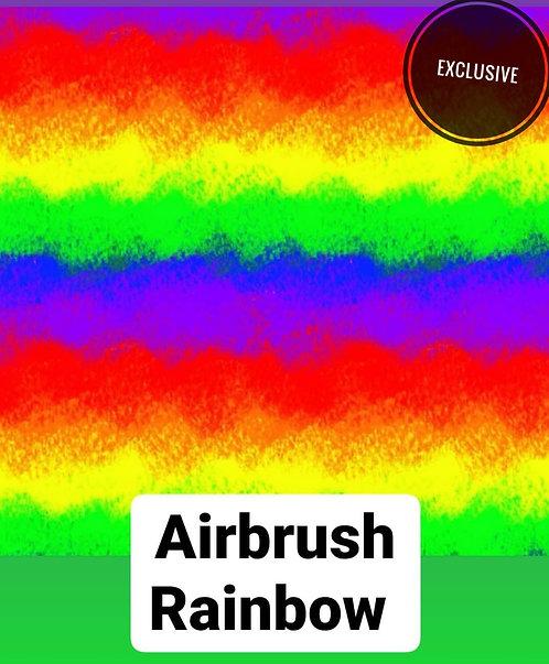 Airbrush Rainbow Coat