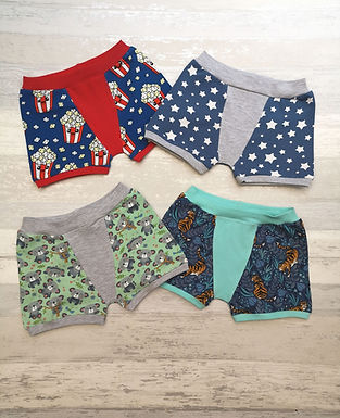 Children's Boxers (4 pack)