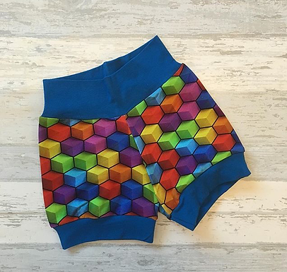 9-12 Cuboid Shorts