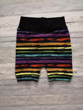 Grunge Rainbow Shorts