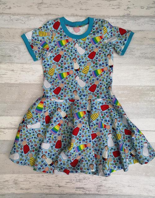 Melodie Twirly Dress